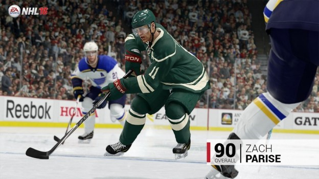 NHL 16 Screenshot #179 for Xbox One