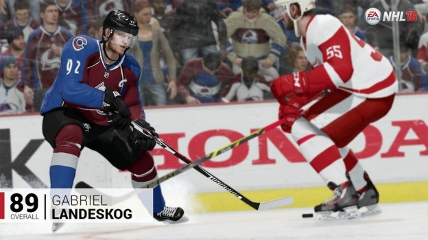 NHL 16 Screenshot #181 for Xbox One
