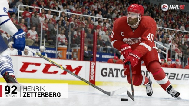 NHL 16 Screenshot #188 for Xbox One