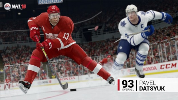 NHL 16 Screenshot #192 for Xbox One