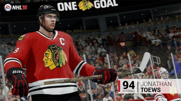 NHL 16 Screenshot #194 for Xbox One