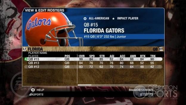 NCAA Football 09 Screenshot #885 for Xbox 360