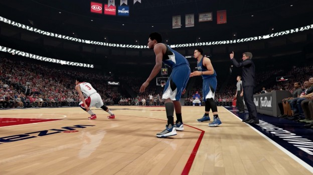 NBA 2K16 Screenshot #259 for PS4