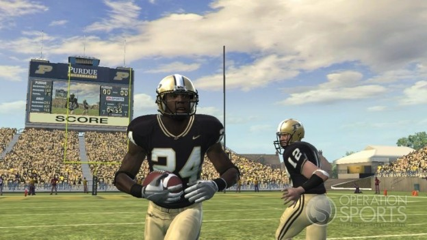 NCAA Football 09 Screenshot #886 for Xbox 360