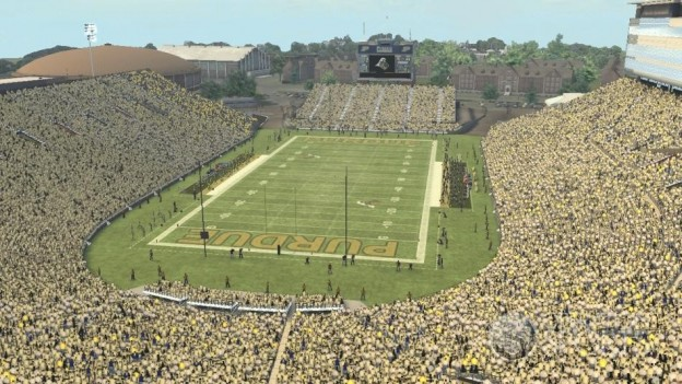 NCAA Football 09 Screenshot #887 for Xbox 360