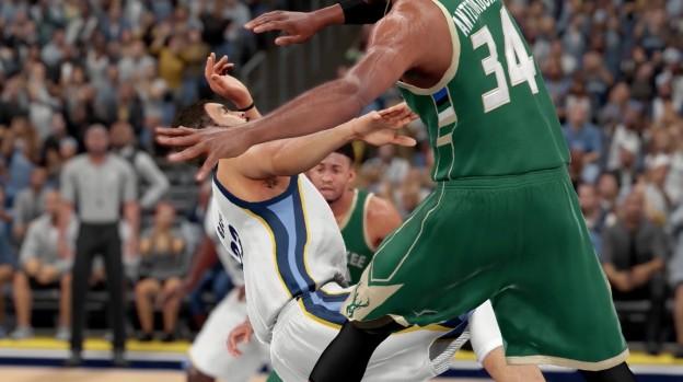 NBA 2K16 Screenshot #274 for PS4