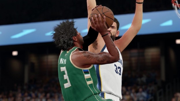 NBA 2K16 Screenshot #275 for PS4