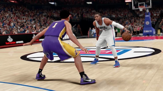 NBA 2K16 Screenshot #276 for PS4
