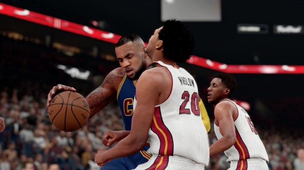 NBA 2K16 Screenshot #277 for PS4