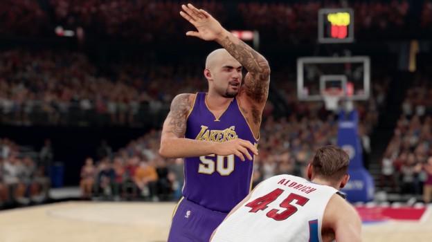 NBA 2K16 Screenshot #285 for PS4