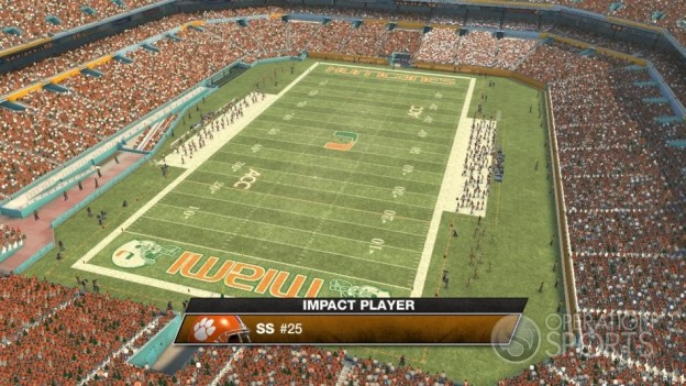 NCAA Football 09 Screenshot #889 for Xbox 360