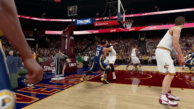 NBA 2K16 Screenshot #294 for PS4