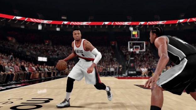 NBA 2K16 Screenshot #295 for PS4
