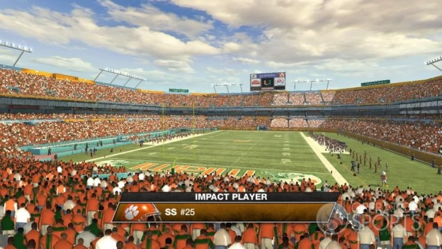 NCAA Football 09 Screenshot #890 for Xbox 360