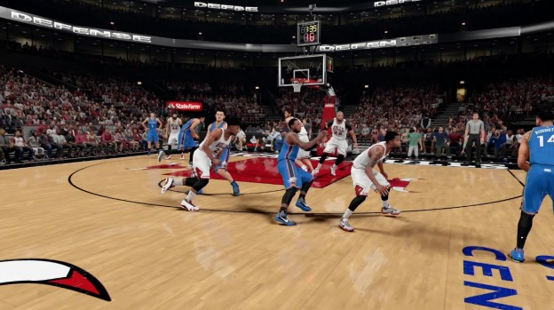 NBA 2K16 Screenshot #302 for PS4