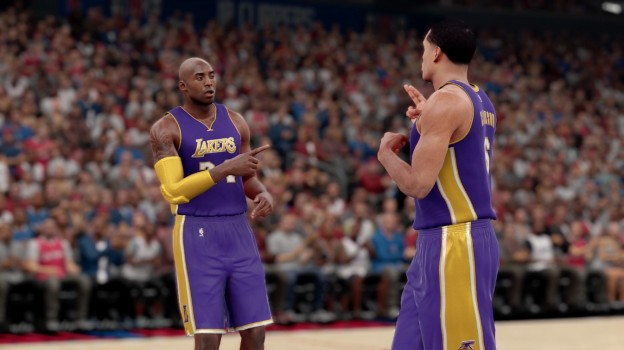NBA 2K16 Screenshot #306 for PS4