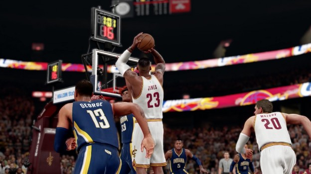 NBA 2K16 Screenshot #311 for PS4