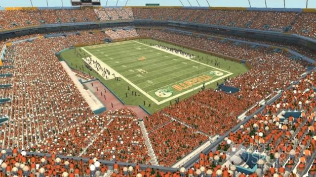 NCAA Football 09 Screenshot #892 for Xbox 360