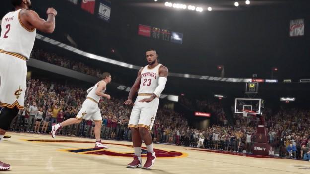 NBA 2K16 Screenshot #242 for Xbox One