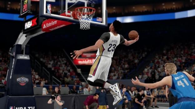 NBA 2K16 Screenshot #246 for Xbox One