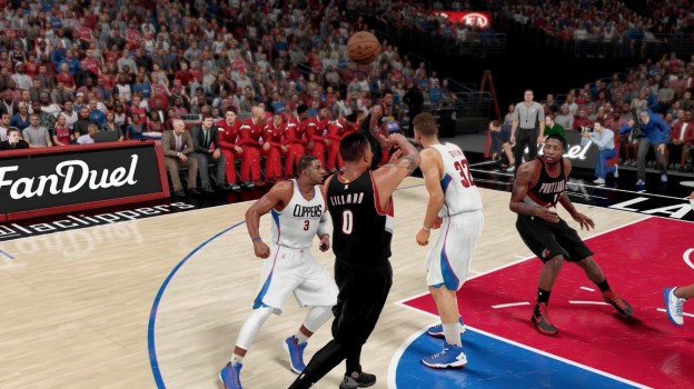 NBA 2K16 Screenshot #248 for Xbox One