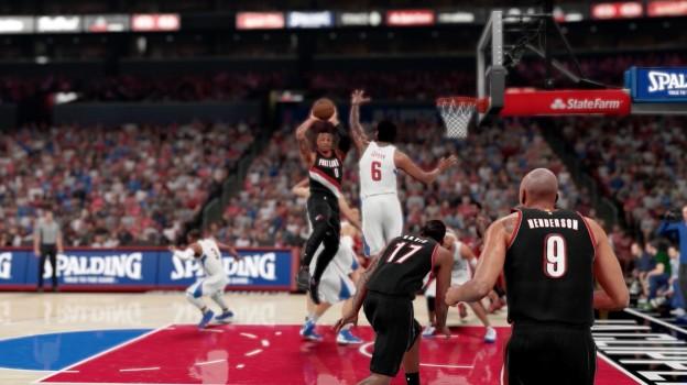 NBA 2K16 Screenshot #249 for Xbox One