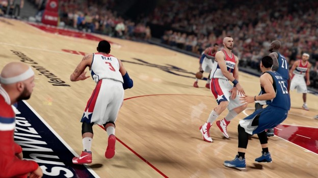 NBA 2K16 Screenshot #251 for Xbox One