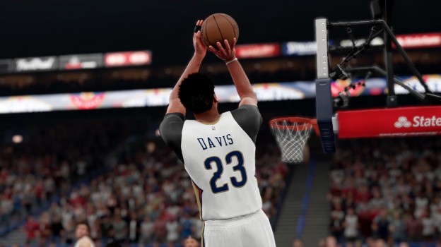 NBA 2K16 Screenshot #256 for Xbox One