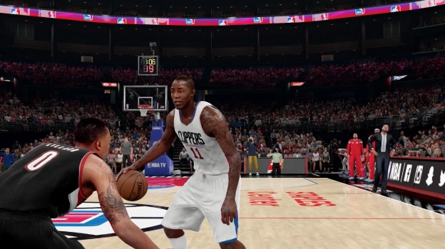 NBA 2K16 Screenshot #259 for Xbox One