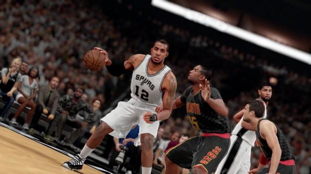 NBA 2K16 Screenshot #260 for Xbox One