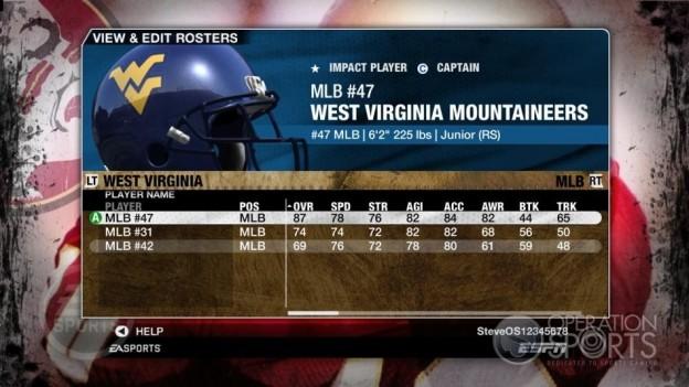 NCAA Football 09 Screenshot #895 for Xbox 360