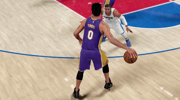 NBA 2K16 Screenshot #262 for Xbox One