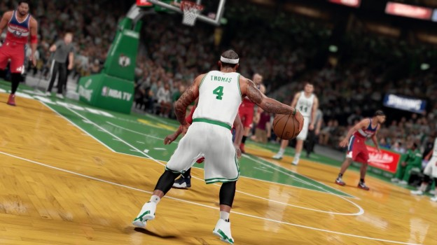 NBA 2K16 Screenshot #263 for Xbox One