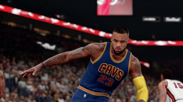 NBA 2K16 Screenshot #269 for Xbox One