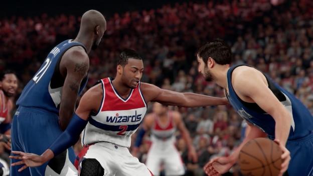 NBA 2K16 Screenshot #273 for Xbox One