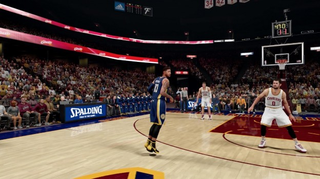 NBA 2K16 Screenshot #275 for Xbox One