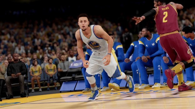 NBA 2K16 Screenshot #279 for Xbox One
