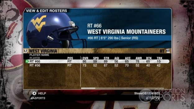 NCAA Football 09 Screenshot #897 for Xbox 360