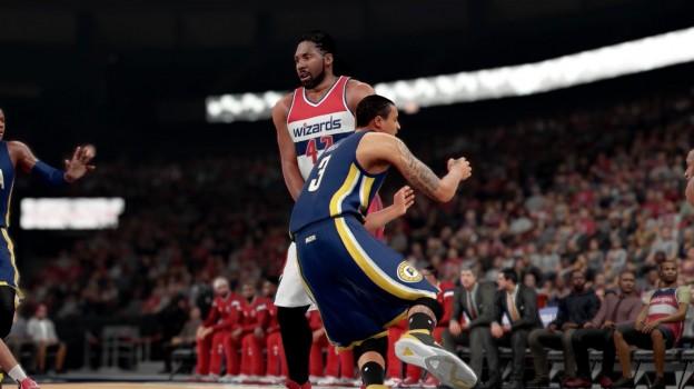 NBA 2K16 Screenshot #282 for Xbox One