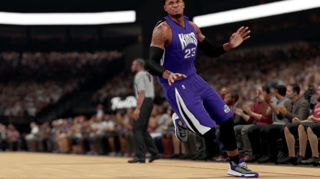 NBA 2K16 Screenshot #284 for Xbox One