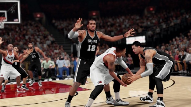 NBA 2K16 Screenshot #287 for Xbox One