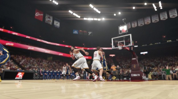 NBA 2K16 Screenshot #289 for Xbox One