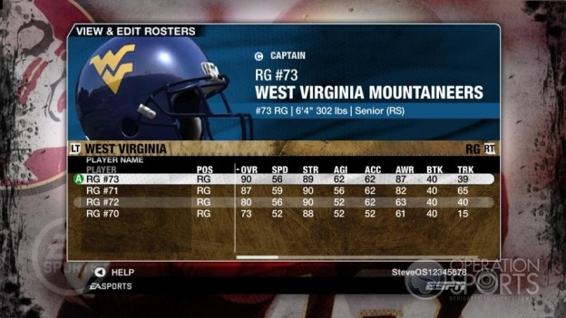 NCAA Football 09 Screenshot #898 for Xbox 360