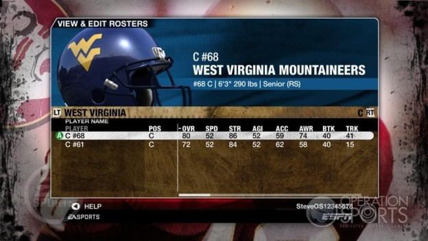 NCAA Football 09 Screenshot #899 for Xbox 360