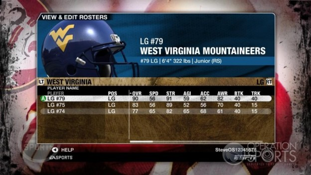 NCAA Football 09 Screenshot #900 for Xbox 360