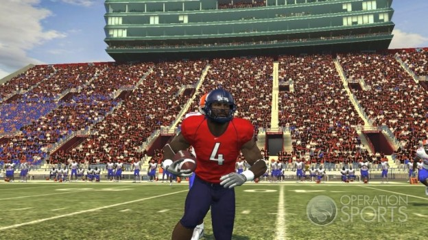 NCAA Football 09 Screenshot #902 for Xbox 360