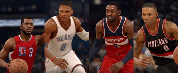 NBA Live 16 Screenshot #71 for Xbox One