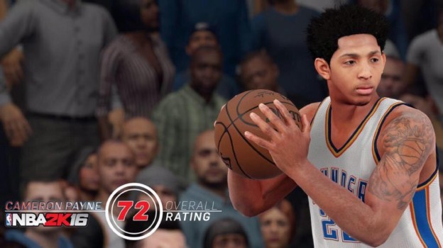 NBA 2K16 Screenshot #318 for PS4