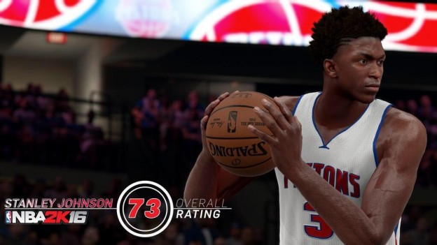 NBA 2K16 Screenshot #319 for PS4