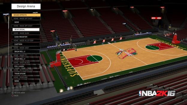 NBA 2K16 Screenshot #325 for PS4